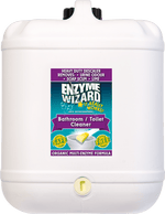 Bathroom / Toilet Cleaner 20 Litres Enzyme Wizard
