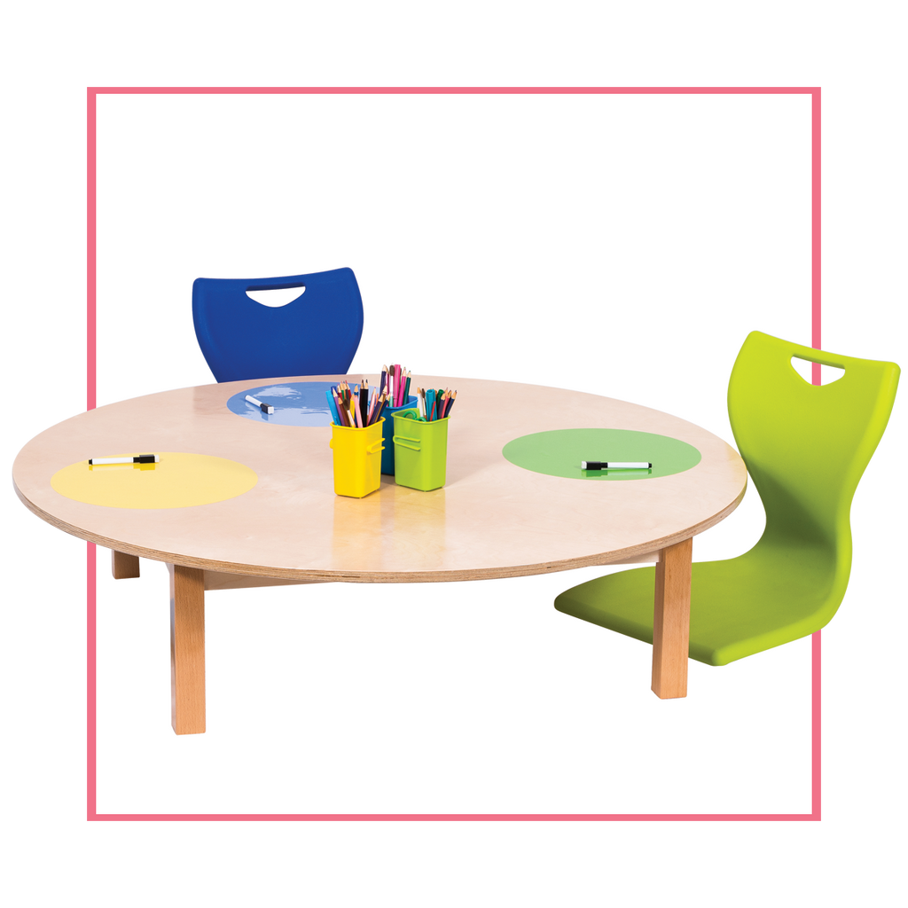 Classroom Collaborative Table