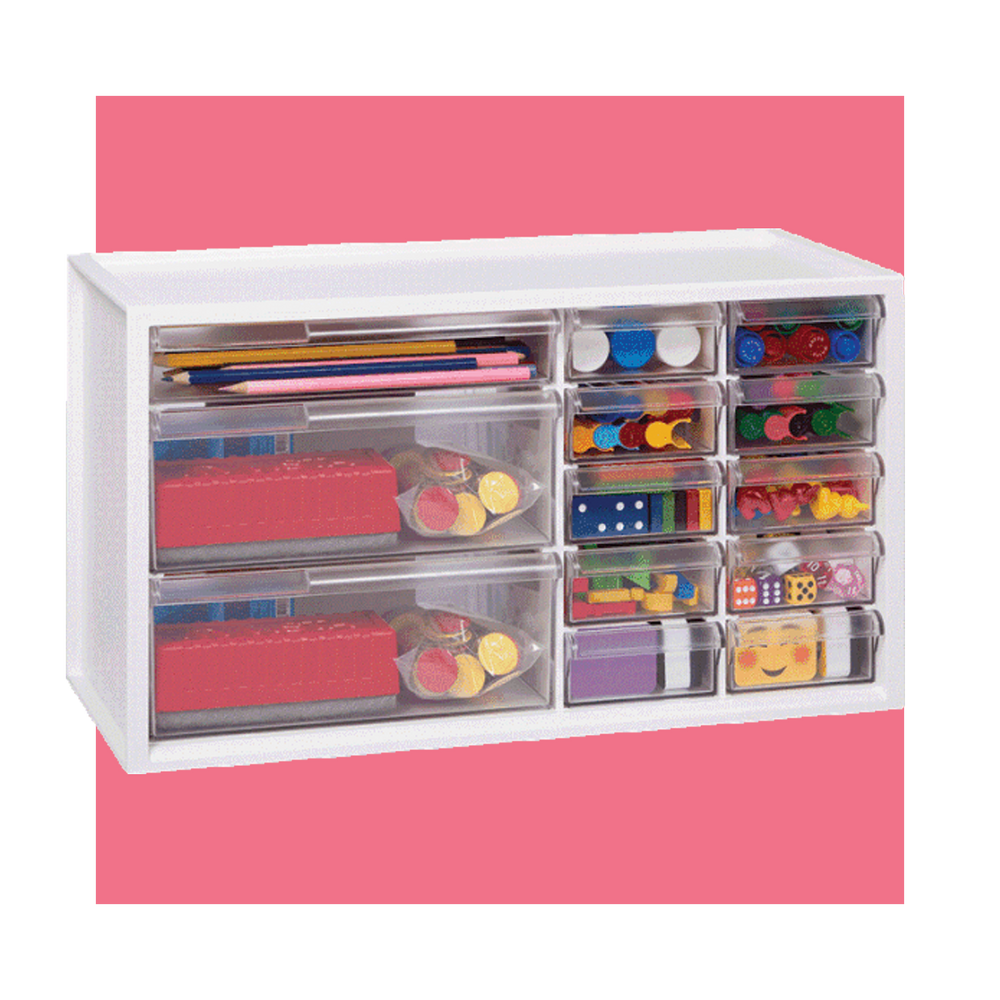 Teacher Toolbox White
