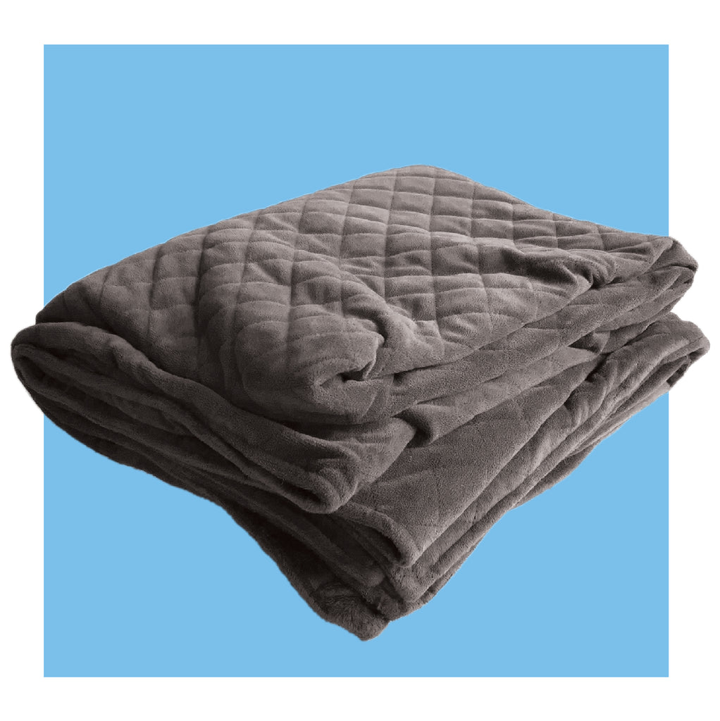 Minky Weighted Blanket Cover - Small