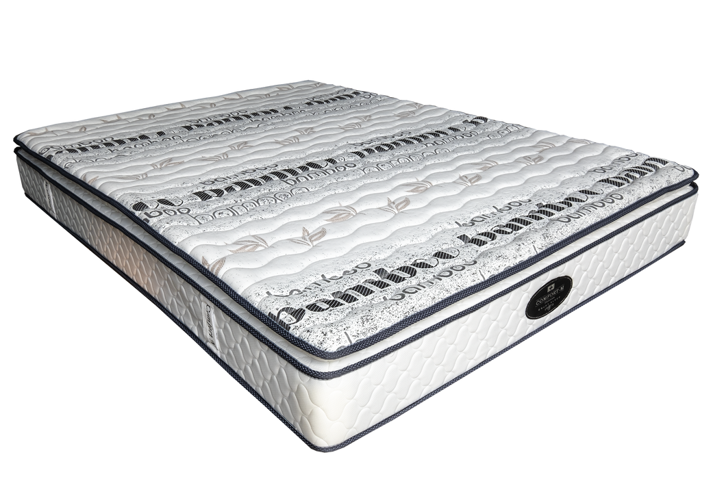 Bamboo Comfort Pillow Top Mattress