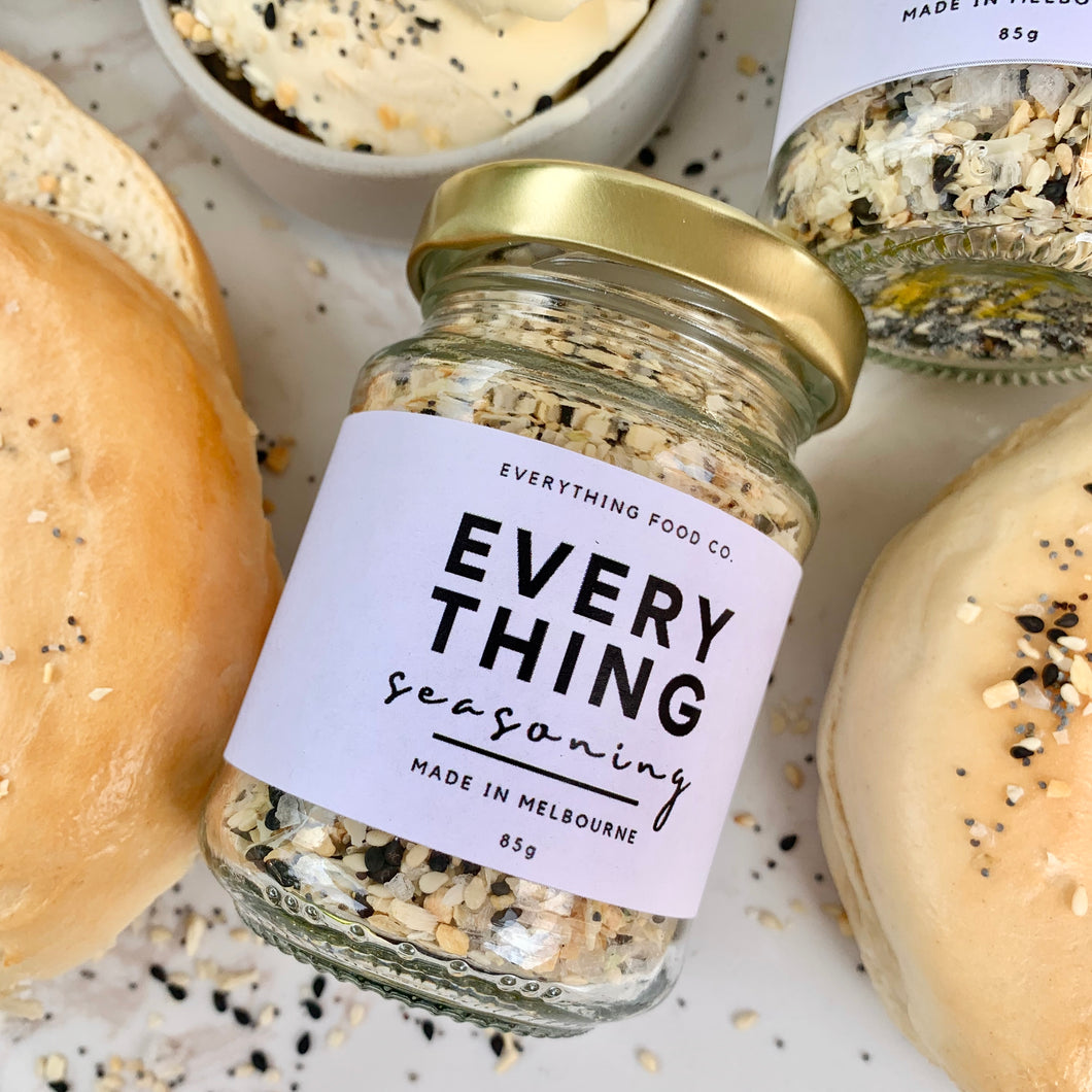 Everything but the Bagel Seasoning Australia