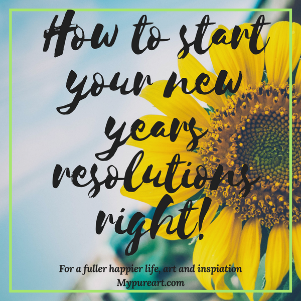 How to craft realistic New Years resolutions