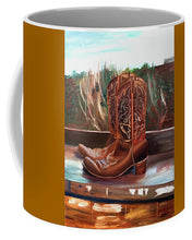 Load image into Gallery viewer, Posing boots - Mug