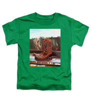 Load image into Gallery viewer, Posing boots - Toddler T-Shirt
