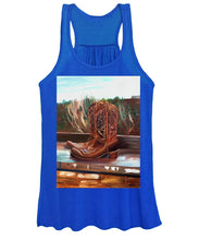 Load image into Gallery viewer, Posing boots - Women's Tank Top