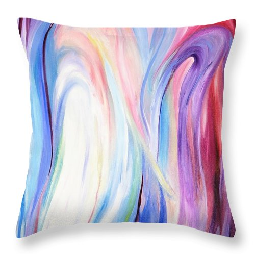 Abstract Dream - Throw Pillow