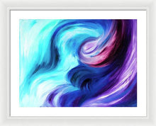 Load image into Gallery viewer, Abstract Pasion - Framed Print