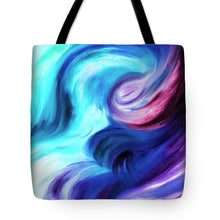 Load image into Gallery viewer, Abstract Pasion - Tote Bag