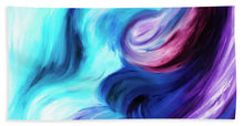 Load image into Gallery viewer, Abstract Pasion - Bath Towel