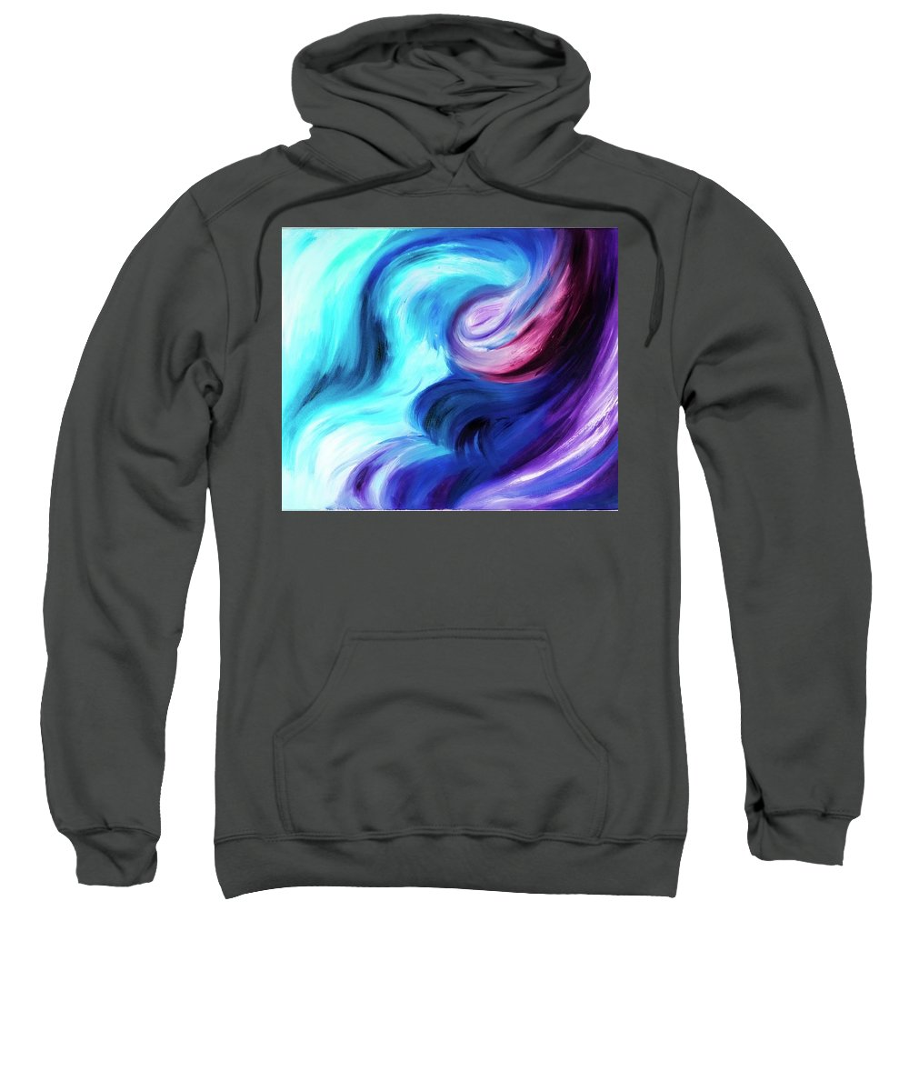 Abstract Pasion - Sweatshirt