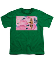 Load image into Gallery viewer, Breast Cancer Warrior - Youth T-Shirt