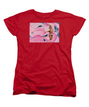 Load image into Gallery viewer, Breast Cancer Warrior - Women's T-Shirt (Standard Fit)