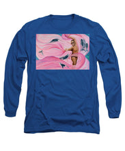 Load image into Gallery viewer, Breast Cancer Warrior - Long Sleeve T-Shirt