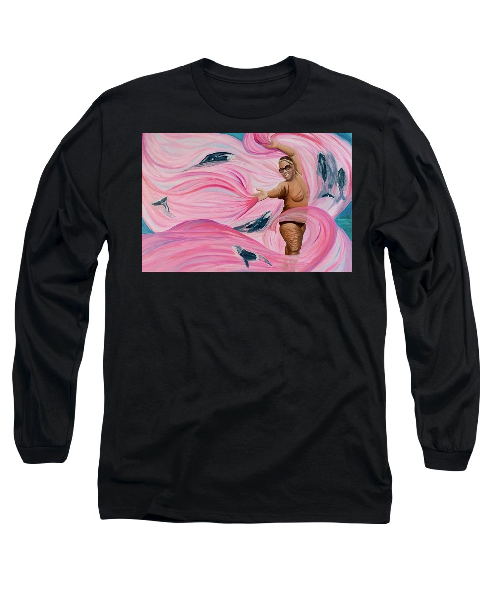 Breast Cancer Warrior - Long Sleeve T-Shirt