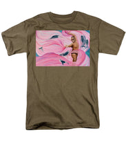 Load image into Gallery viewer, Breast Cancer Warrior - Men's T-Shirt  (Regular Fit)