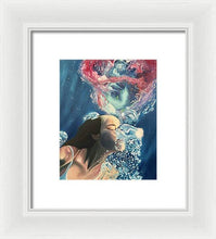 Load image into Gallery viewer, Breath Out  - Framed Print