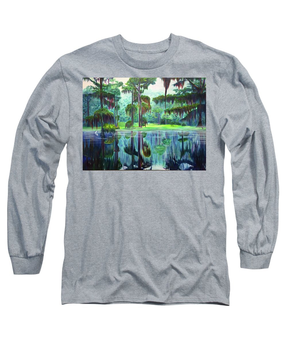 Cato Lake - Long Sleeve T-Shirt