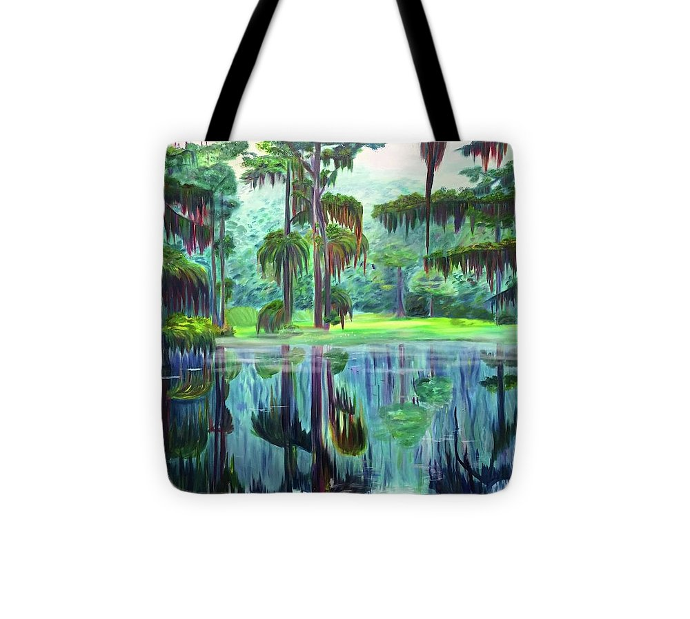 Cato Lake - Tote Bag