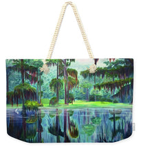 Load image into Gallery viewer, Cato Lake - Weekender Tote Bag