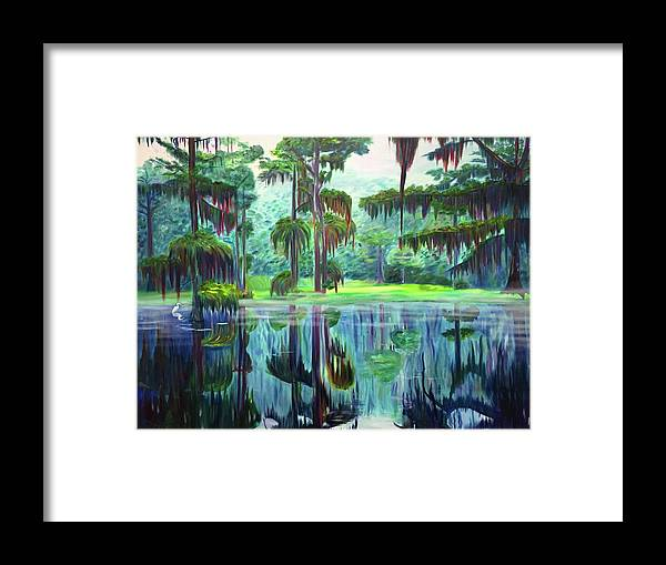 Cato Lake - Framed Print