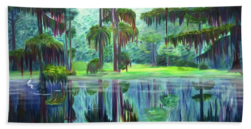 Cato Lake - Beach Towel