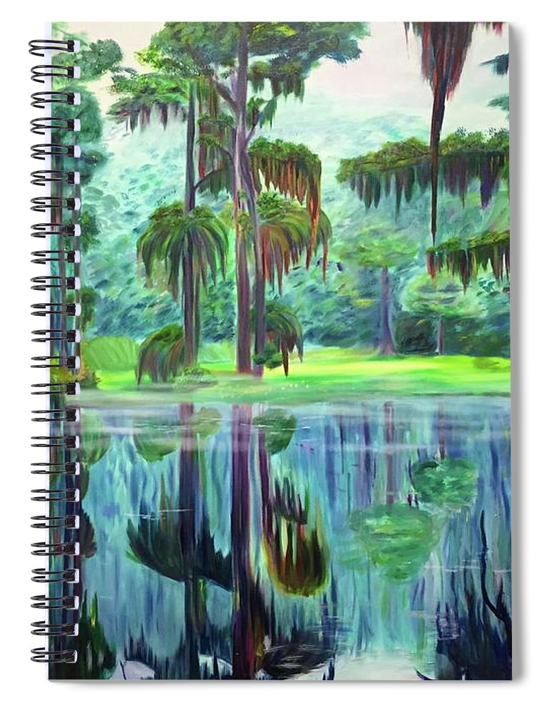 Cato Lake - Spiral Notebook