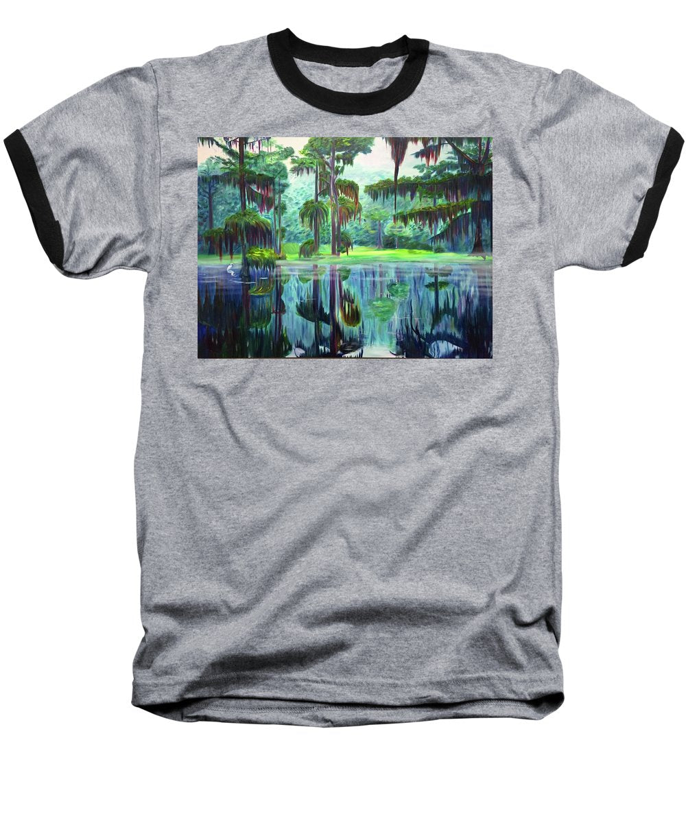 Cato Lake - Baseball T-Shirt