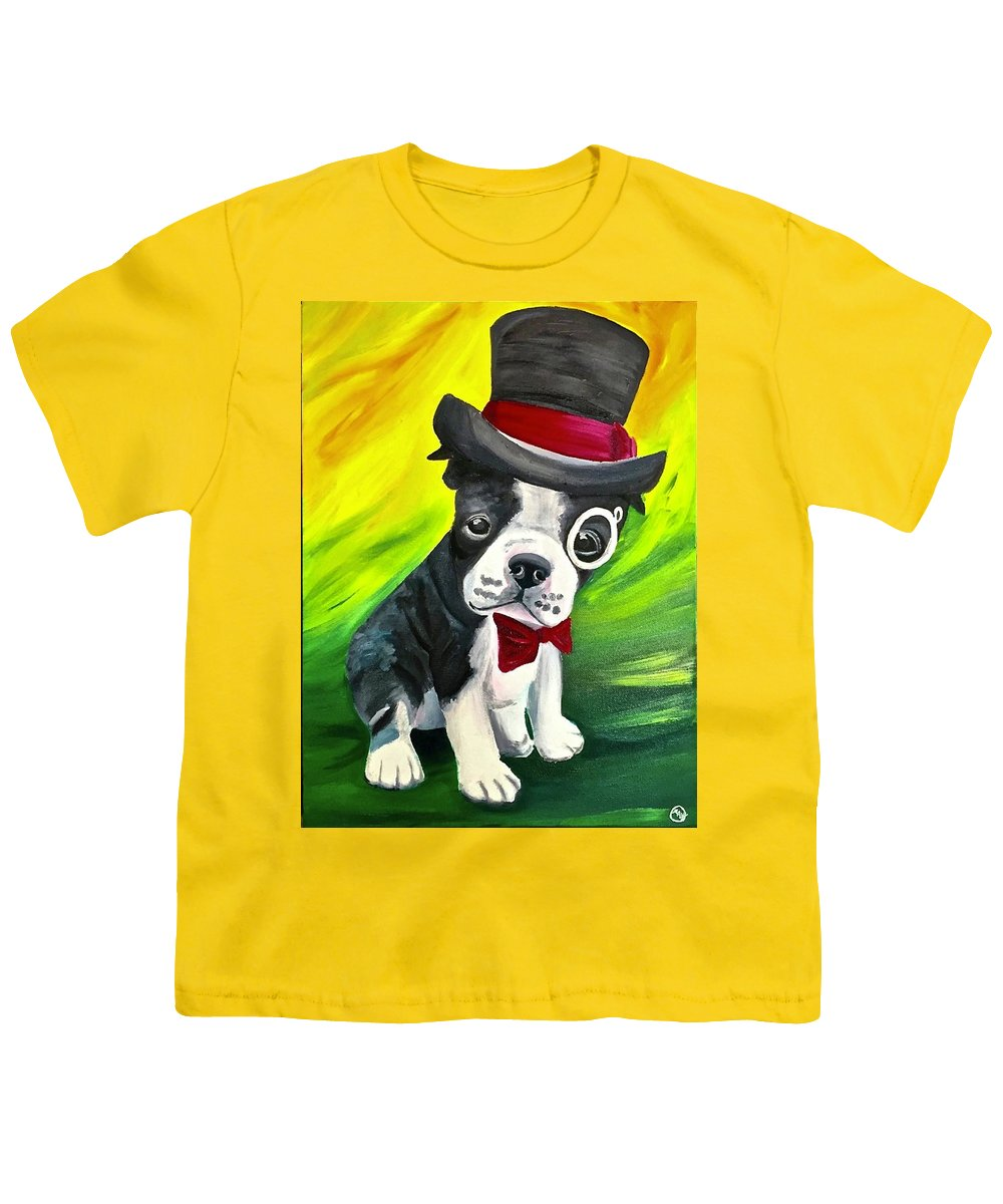 Dapper Dog - Youth T-Shirt