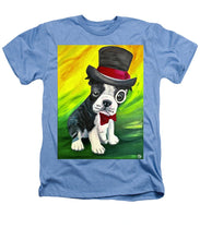 Load image into Gallery viewer, Dapper Dog - Heathers T-Shirt