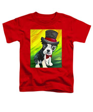 Load image into Gallery viewer, Dapper Dog - Toddler T-Shirt