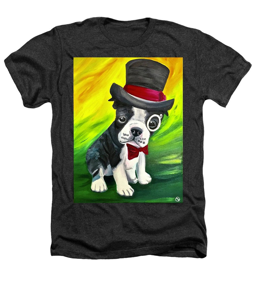 Dapper Dog - Heathers T-Shirt