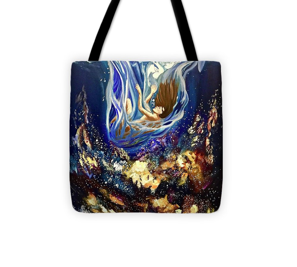 Falling Slowly  - Tote Bag