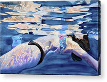 Load image into Gallery viewer, Floating Away  - Acrylic Print