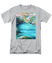 Load image into Gallery viewer, Hidden Paradise - Men's T-Shirt  (Regular Fit)