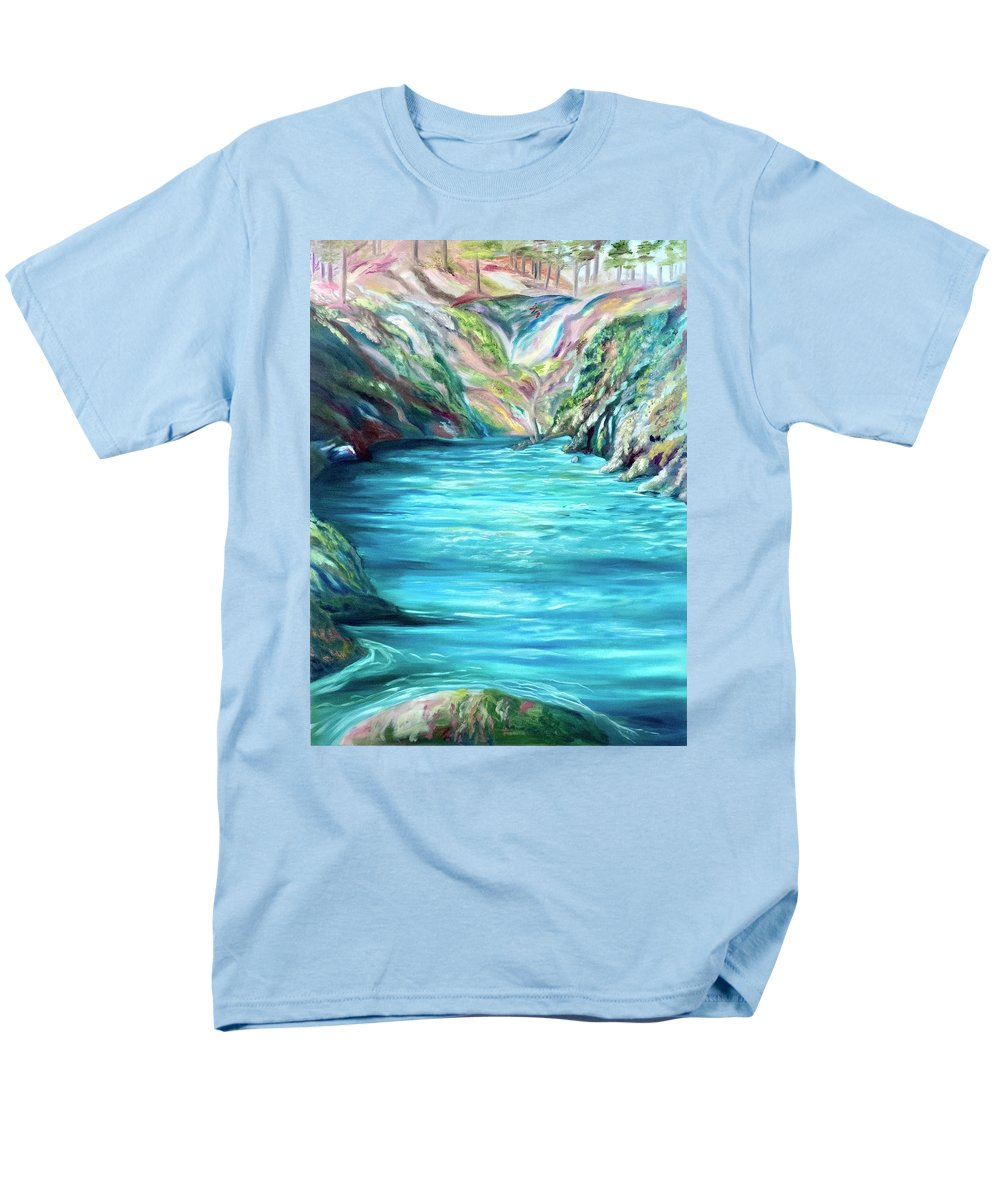 Hidden Paradise - Men's T-Shirt  (Regular Fit)