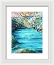 Load image into Gallery viewer, Hidden Paradise - Framed Print