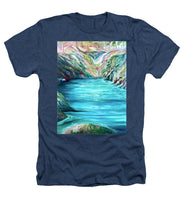 Load image into Gallery viewer, Hidden Paradise - Heathers T-Shirt