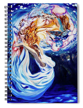 Load image into Gallery viewer, Mind of wonder - Spiral Notebook