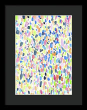 Load image into Gallery viewer, Multi Dots - Framed Print