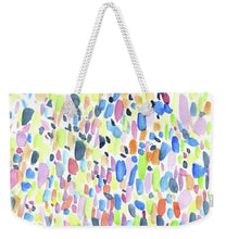 Load image into Gallery viewer, Multi Dots - Weekender Tote Bag