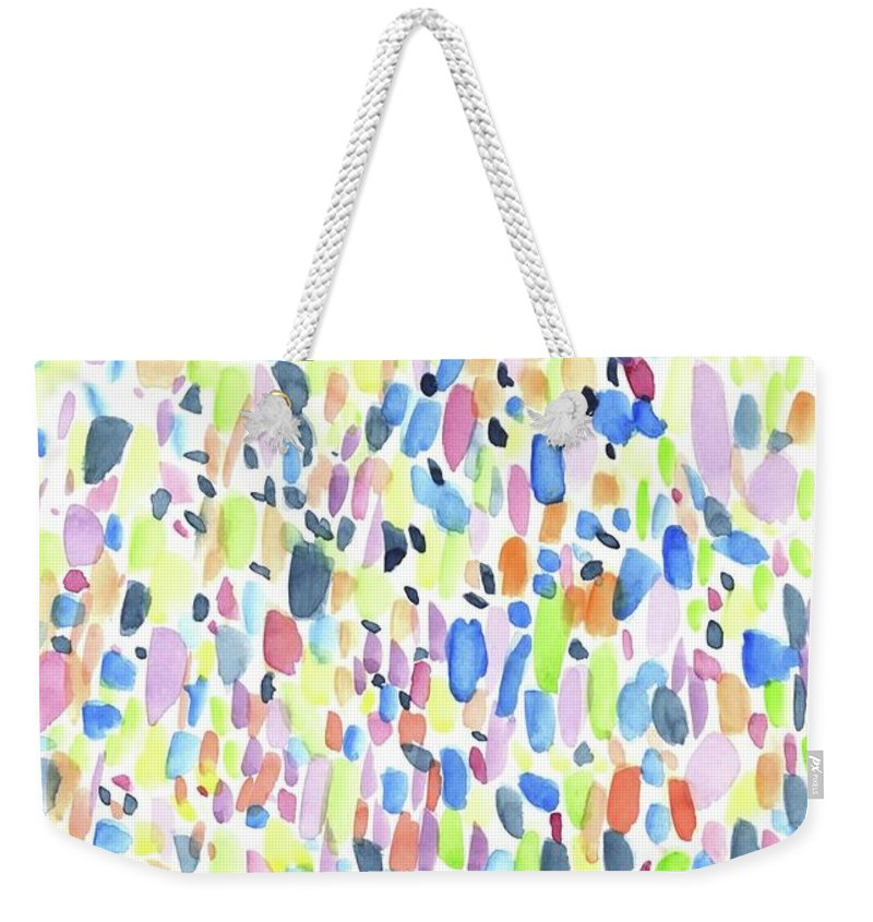 Multi Dots - Weekender Tote Bag