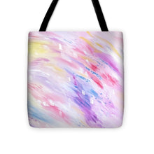 Load image into Gallery viewer, Pink Abstract Passion - Tote Bag