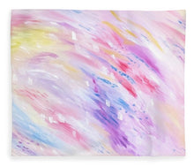 Load image into Gallery viewer, Pink Abstract Passion - Blanket