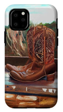 Load image into Gallery viewer, Posing boots - Phone Case