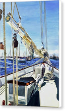 Load image into Gallery viewer, Sailing Away  - Canvas Print