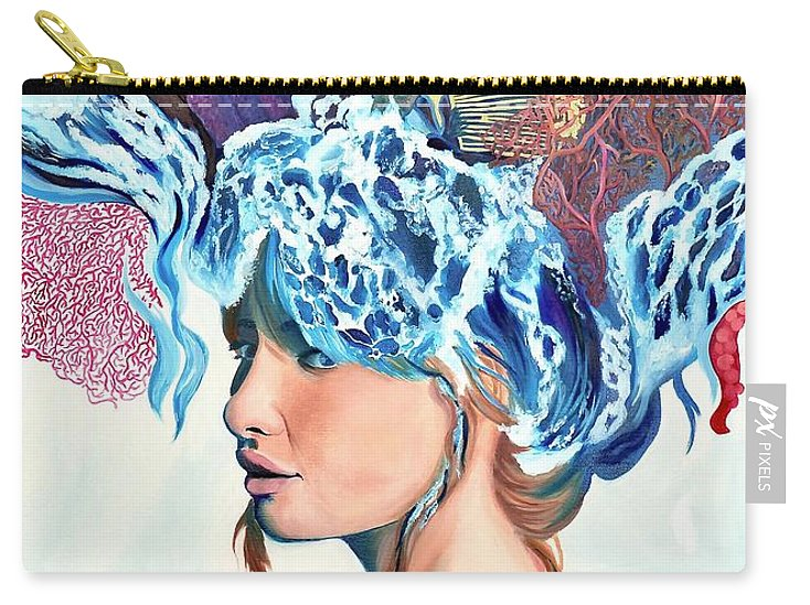 The queen of the sea - Carry-All Pouch