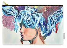 Load image into Gallery viewer, The queen of the sea - Carry-All Pouch