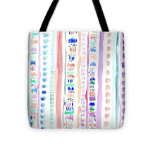 Load image into Gallery viewer, Tribal Style Pattern - Tote Bag