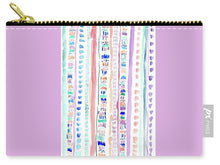 Load image into Gallery viewer, Tribal Style Pattern - Carry-All Pouch
